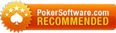 Recommended by Poker Software